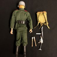 ACTION MAN - GERMAN STORMTROOPER - SOLDIERS OF THE WORLD (Ref2)